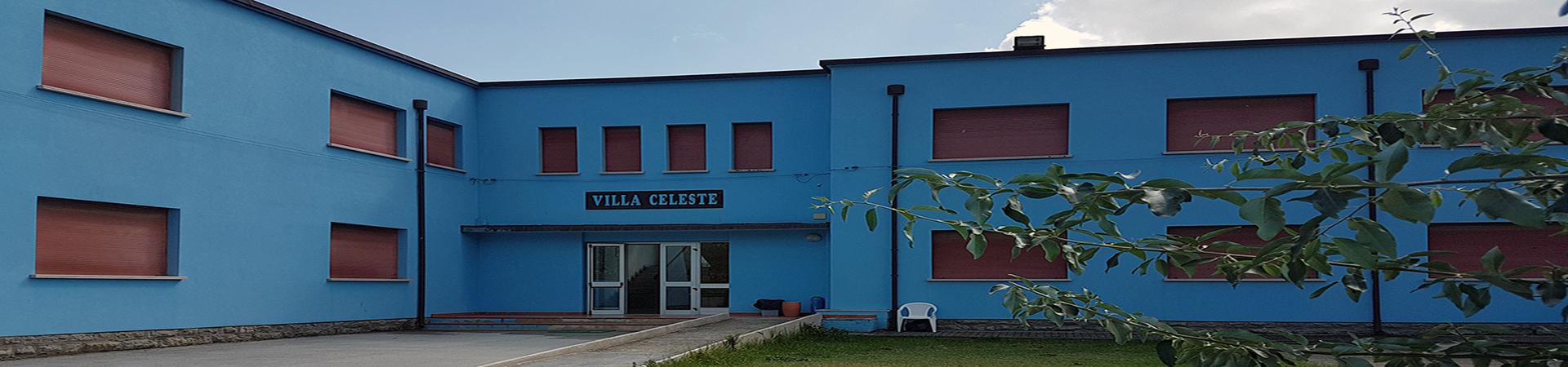 Villa Celeste Copertina 1